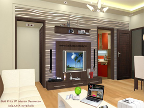 Interior Designer AL Hossain Mallik West Bengal India