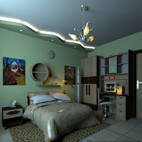 Interior Designers In New Town Kolkata Flat Office Decorators