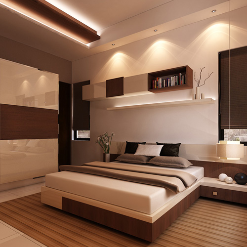 Home Kitchen Interior Design Photos: Interior Designers Salt Lake Kolkata Home Flat Kitchen